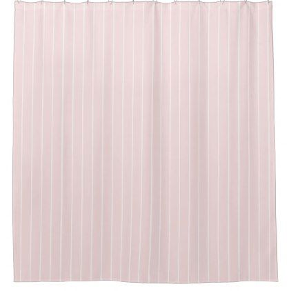 Love Romantic Cute Valentines Pink  Shower Curtain - shower curtains home decor custom idea personalize bathroom