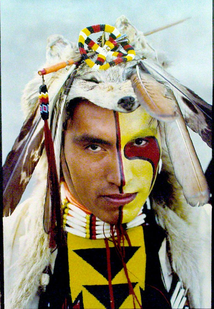 Gallery For > Apache Warrior Face Paint | tattoos | Native ...