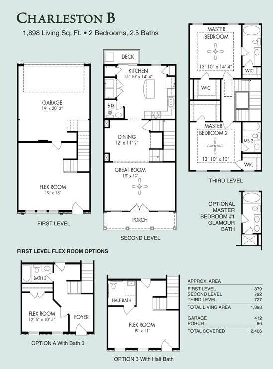 45 best FLOOR PLANS-URBAN ROWS images on Pinterest | Architecture ...