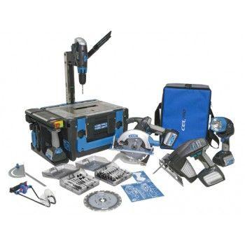 POWER8 Workshop Pro Taşınabilir Atölye Seti