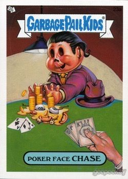 Garbage Pail Kids Poker All New Series 6 | GEEPEEKAY