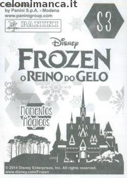 Frozen 2 - Momenti Magici: Retro Figurina n. S3