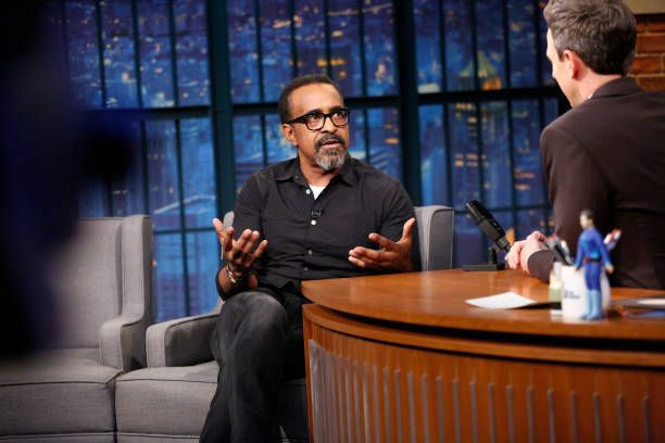 Tim Meadows Appears on Late Night with Seth Meyers - Episode 613 171122 #TimMeadows #LateNightwithSethMeyers