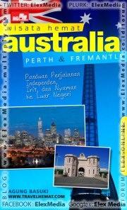 Perth, dengan kondisi cuacanya yang hangat sepanjang tahun, ideal untuk destinasi wisata bagi wisatawan asal negara tropis seperti Indonesia. Sementara bagi Anda para pencinta budaya dan bangunan bergaya Eropa klasik, kunjungan ke Fremantle akan membuat Anda bersuka cita.    Segera persiapkan perjalanan Anda selanjutnya! Disampaikan dengan aplikatif, ringkas, dilengkapi peta, tip, serta perkiraan biaya perjalanan.    WISATA HEMAT: Australia Perth & Fremantle ; Harga: Rp. 47.800 Terbit…