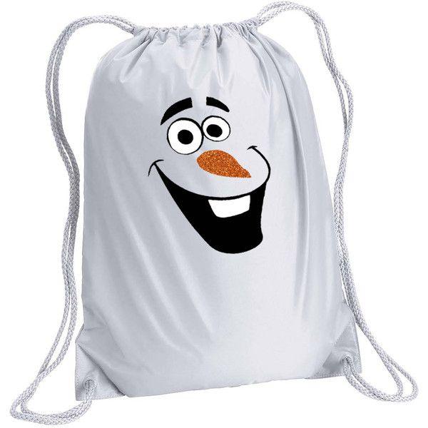 Frozen Bag Olaf Face Do You Wanna Build