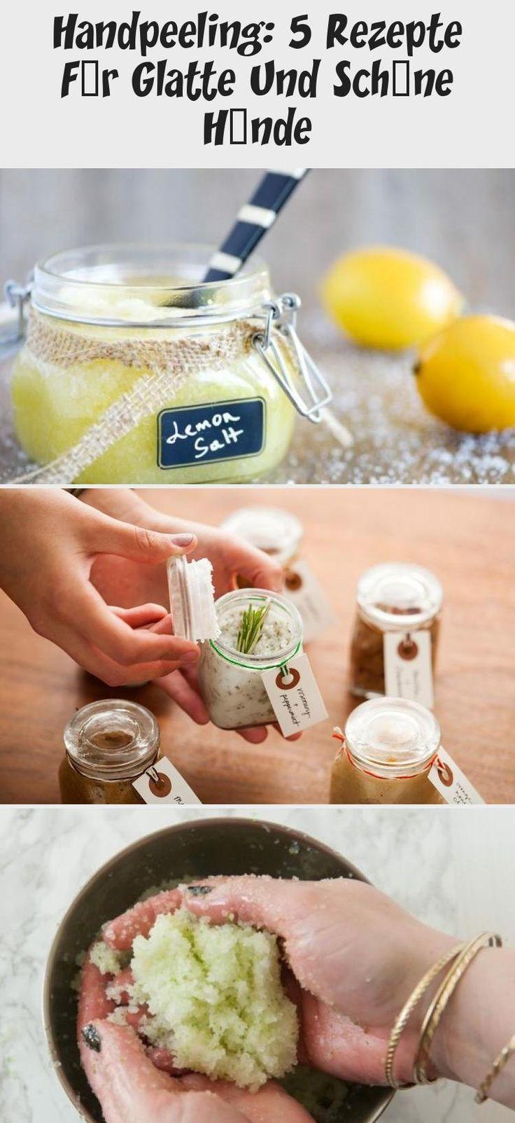 Handpeeling: 5 Rezepte Für Glatte Und Schöne Hände