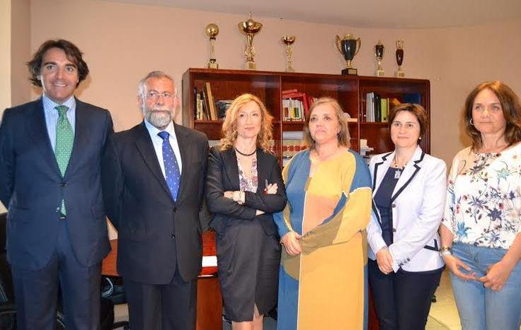 """Ramos destaca que el servicio de asesoramiento jurídico para víctimas violencia de género """"es pionero en España"""" - 45600mgzn"""