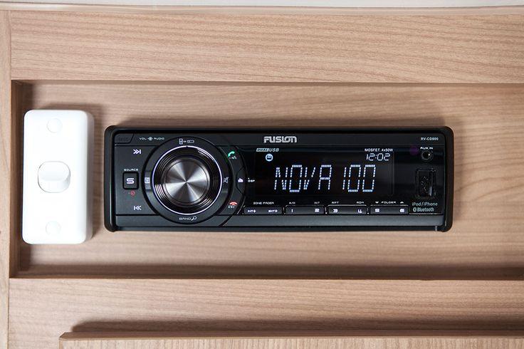 Starcraft Caravan Radio