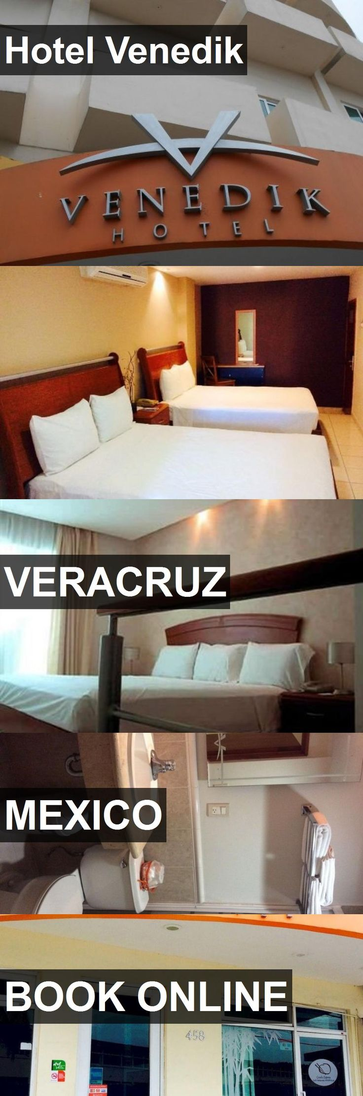 Hotel Hotel Venedik in Veracruz, Mexico. For more information, photos, reviews and best prices please follow the link. #Mexico #Veracruz #HotelVenedik #hotel #travel #vacation