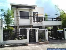 Modern philippines house design google archi for Small house gate design philippines