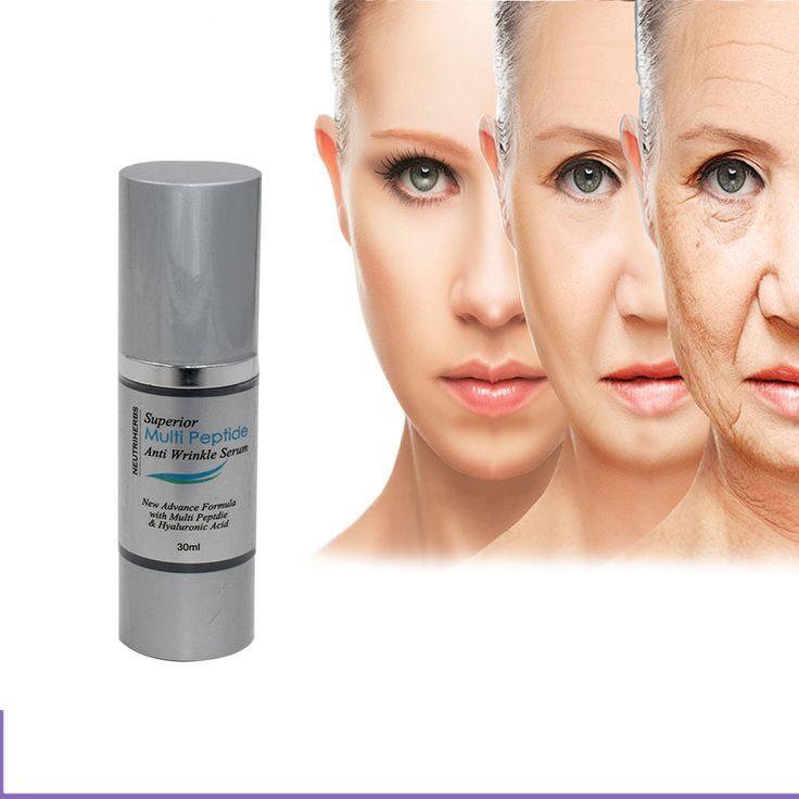 Superior Multi Peptide Hyaluronic Acid Anti Wrinkle Serum //Price: $34.36 & FREE Shipping //     #Beauty