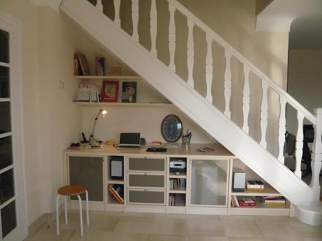 Exceptionnel Amenager Bureau Sous Escalier – Palzon.com JU23