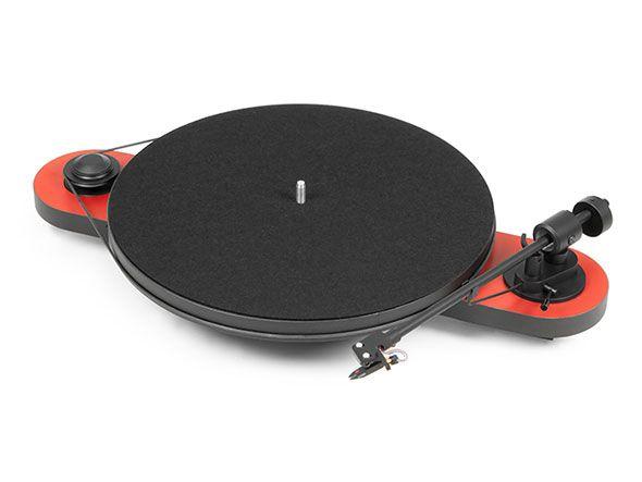 Pro-Ject Audio Systems Elemental und Elemental Phono USB
