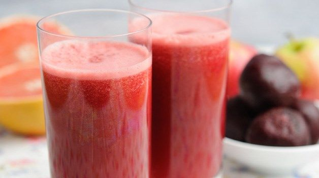 The perfect get-up-and-go drink is healthy and full of flavour!