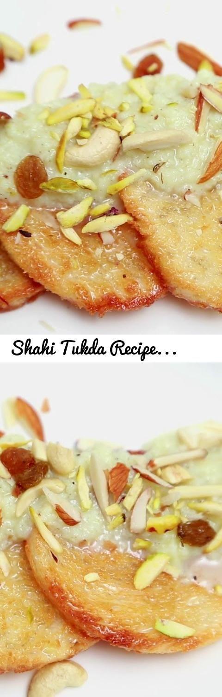 Shahi Tukda Recipe | Double Ka Meetha | Ramzan Special Recipe | Indian Sweet Dessert Recipe By Ruchi... Tags: shahi tukda, shahi tukra, double ka meeta, shahi tukda recipe, shahi tukra recipe, sweet dish recipe, sweet dessert recipe, dessert recipe, pudding recipe, nigella's kitchen, superveggiedelight, showmethecurry, sanjeevkapoorkhazana, masterchef, Manjulaskitchen, Bhavna's Kitchen, indian sweets recipe, rajshri food, Indian Cuisine, mughlai cuisine, hyderabad cuisine, pakistani cuisine…
