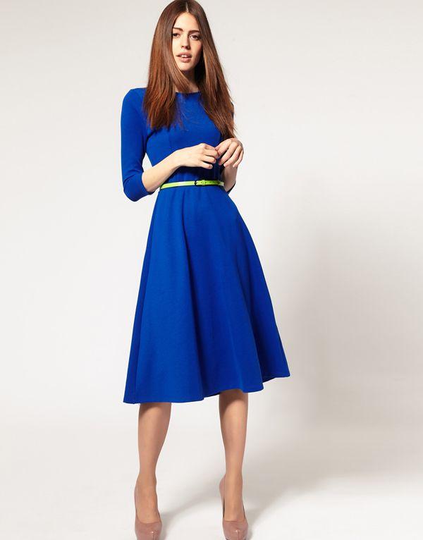 17 Best ideas about Cobalt Blue Dress on Pinterest   Cobalt dress ...