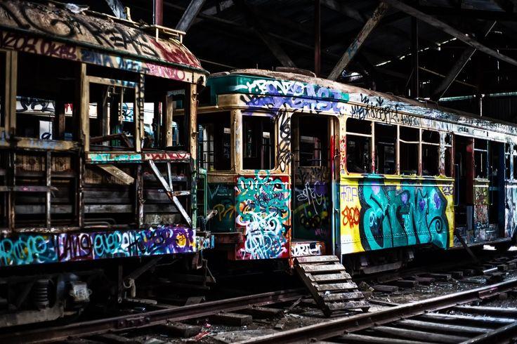 Loftus Tram Shed by Kutay Photography / 500px