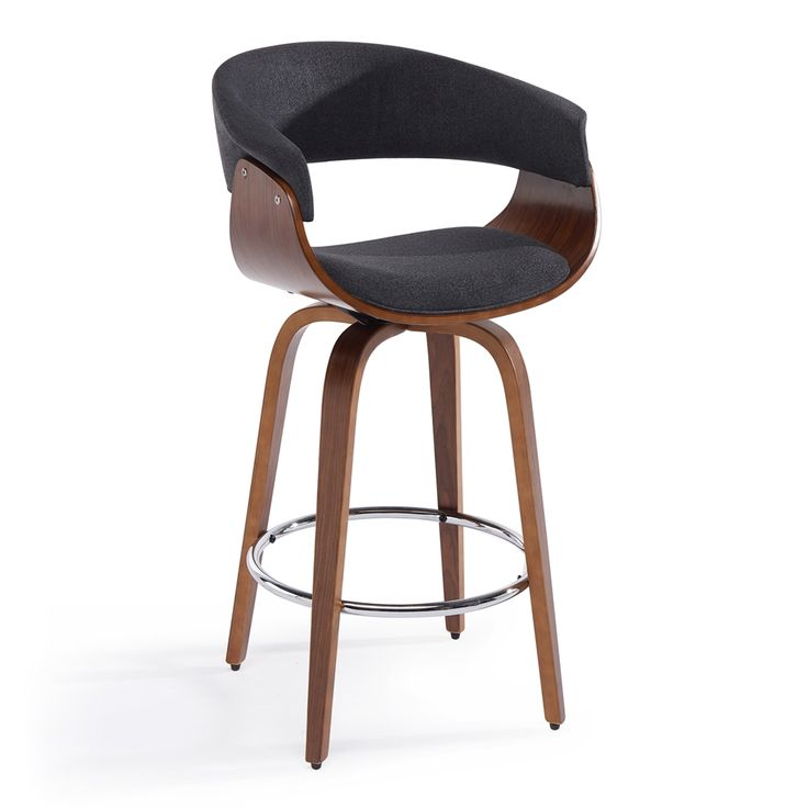 Shop Worldwide Home Furnishings  203-981 !nspire Bentwood and Fabric Counter Stool at Lowe's Canada. Find our selection of bar stools at the lowest price guaranteed with price match + 10% off.