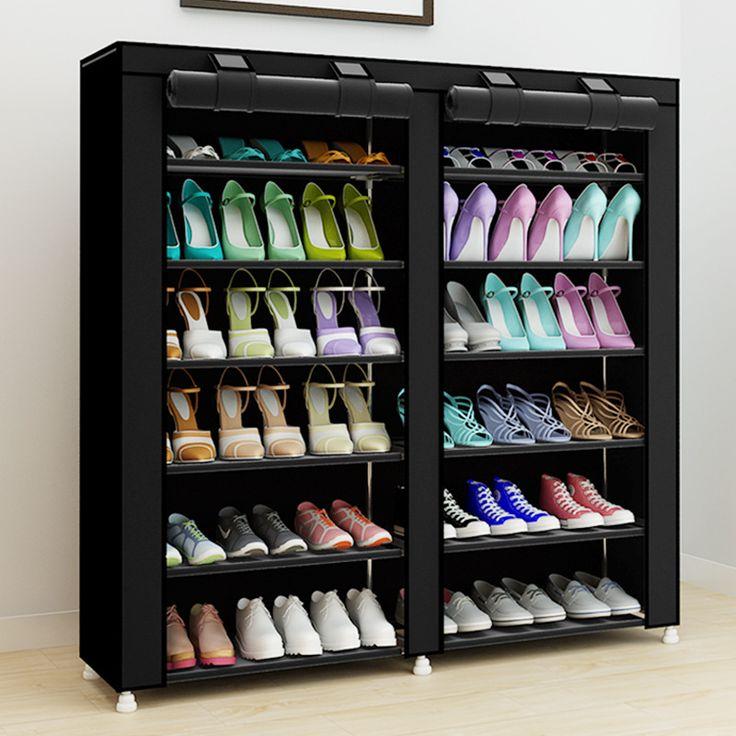 Die besten 25+ Schuh veranstalter schrank Ideen auf Pinterest ...