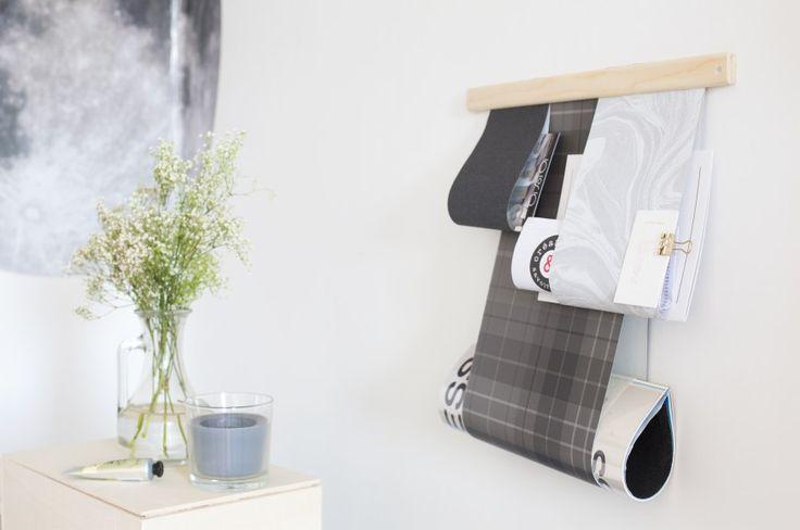 les 25 meilleures id es concernant porte revue mural sur. Black Bedroom Furniture Sets. Home Design Ideas