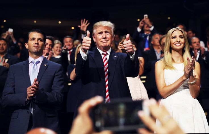 RNC 2016 Liveblog: Donald Trump Looks Back to the Future - http://blog.clairepeetz.com/rnc-2016-liveblog-donald-trump-looks-back-to-the-future/