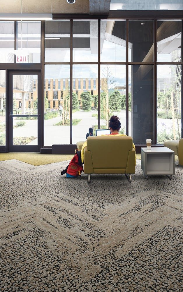 Consider other floor designs in this collection for primary, high school,  and college classrooms and libraries.