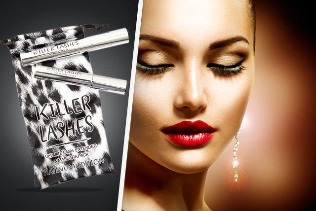 'Killer Lashes' Gift Set