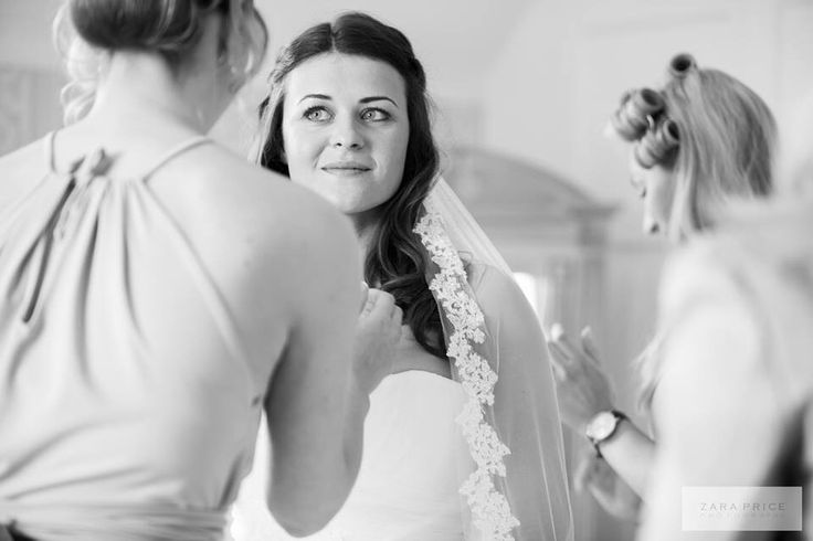 Beautiful bride hair and makeup by Alicia sandeman