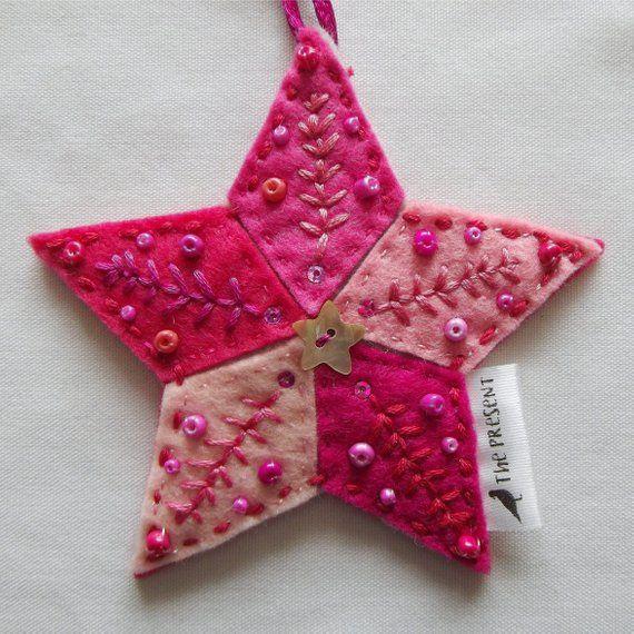 Star Decoration Christmas, Ornament, Christmas Tree Star, Christmas