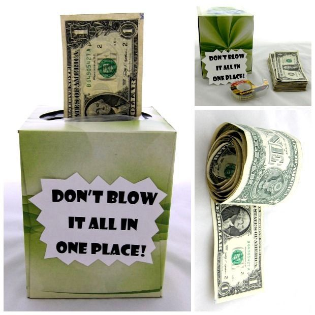 Best 25 creative money gifts ideas on pinterest gift money how punny are these 5 crafty ways to give cash gifts sciox Image collections