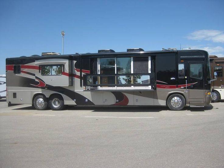 2009 Country Coach Veranda 400 MT RAINIER For Sale