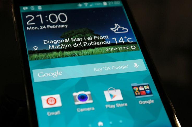 Galaxy S5, la joya de la corona de Samsung [A Primera Vista]