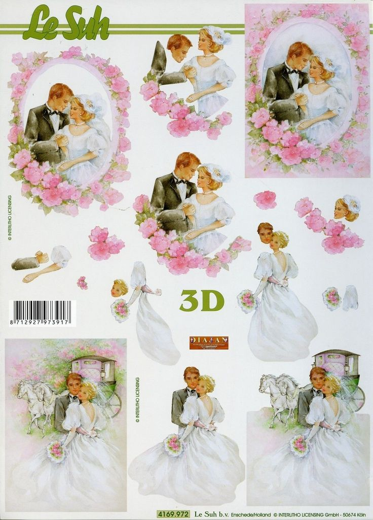 Exceptionnel 187 best 3d: Wedding / häät, kihlat images on Pinterest | Card  SS07