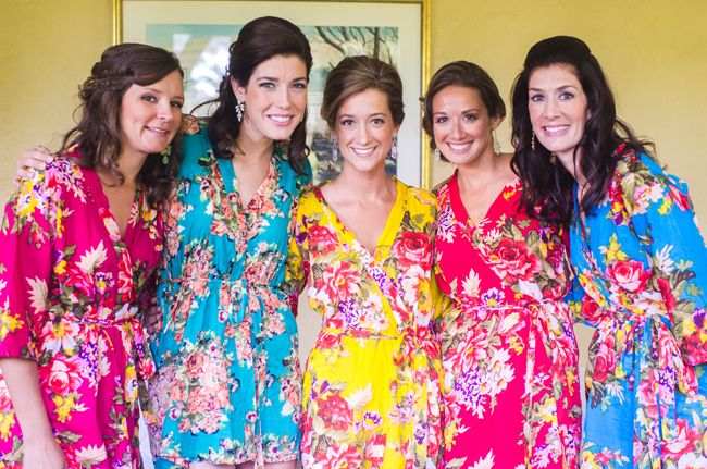 Looks like the robes from Laura's wedding!