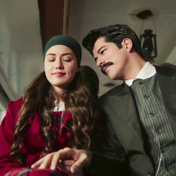Çalıkuşu. I loved it when he head butted that guy just for looking at her