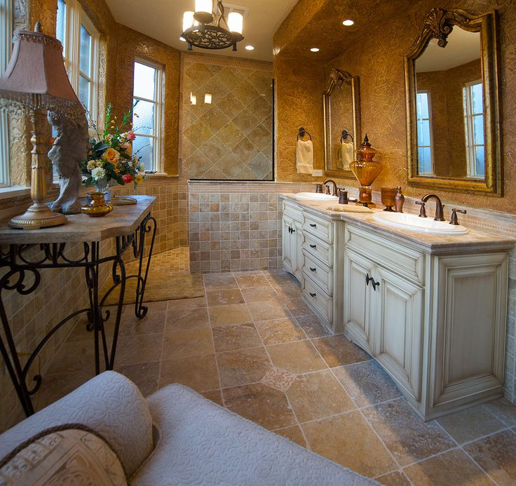 32 best niches and recessed shelves images on pinterest for Custom bathrooms