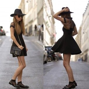 Colleena Skater Dress | Outfit Made