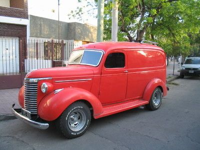 1940 Chevy Truck >> Chevrolet Chevy Panel Delivery 1940 USD 10000 13692 | panel vans | Pinterest | Chevrolet, Cars ...