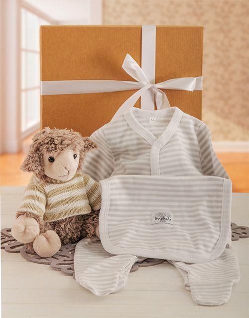 Buy Baby Lamb Gift Set Online - NetGifts