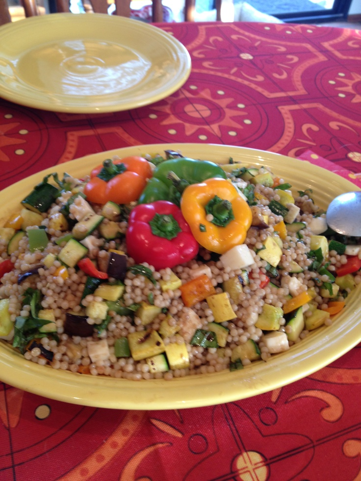 Couscous, Lights and Summer on Pinterest