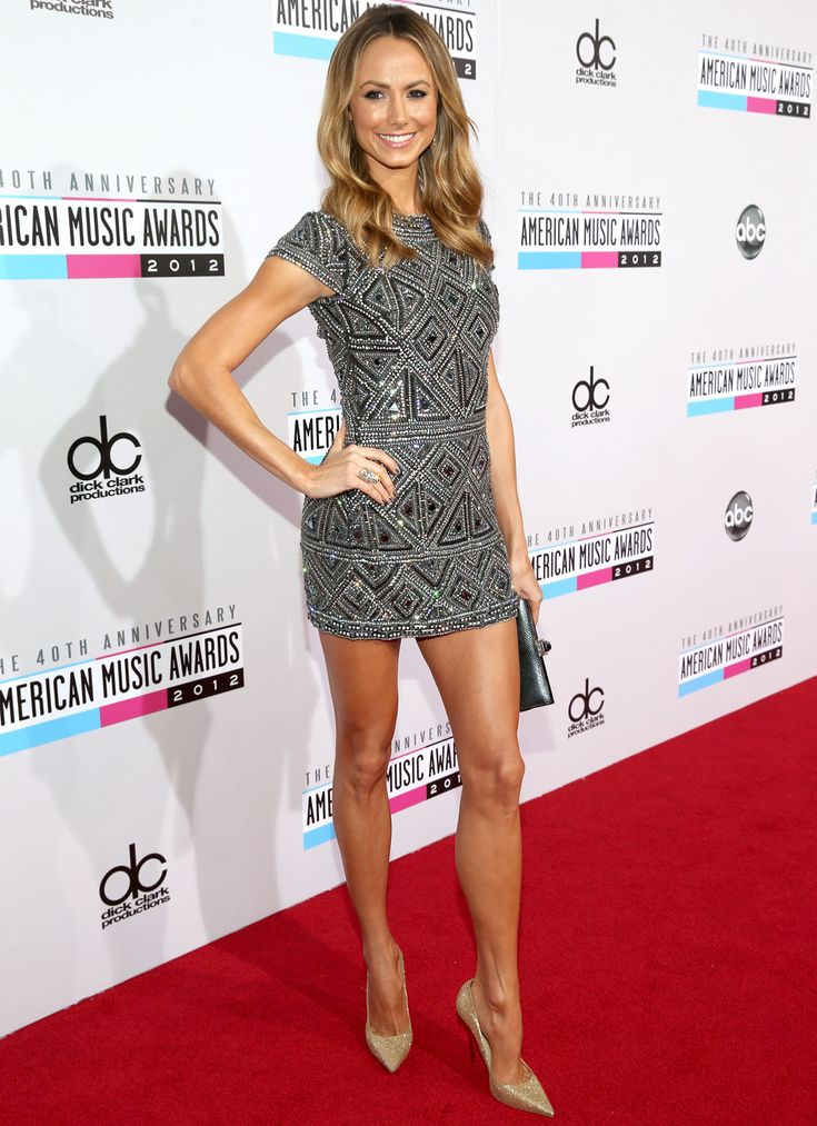 2012 American Music Awards: What the Stars Wore!: Stacy Keibler...PERFECT BODY!
