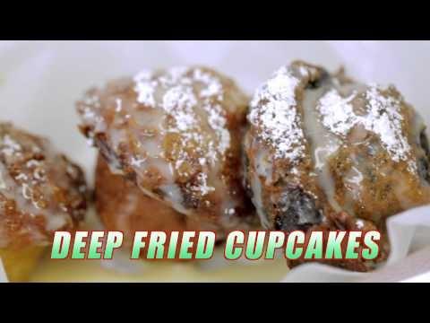 Sugar Rush Truck, Miami, FL - deep fried dessert treats, wow!