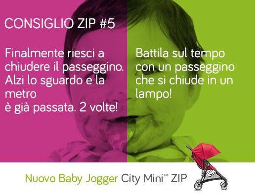 Cosa sognifica essere tra le #mammeZIP? #cityminiZIP by #babyjogger