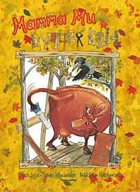 Mamma Mu bygger koja av Jujja Wieslander.   Eventuellt är detta mer en av mina favoriter än en av barnens, men de gillar den också! Det är ganska mycket text, men den går att korta ner. bilderna är gjorda av Sven Nordkvist och det finns mycket att titta på.   3-6 år