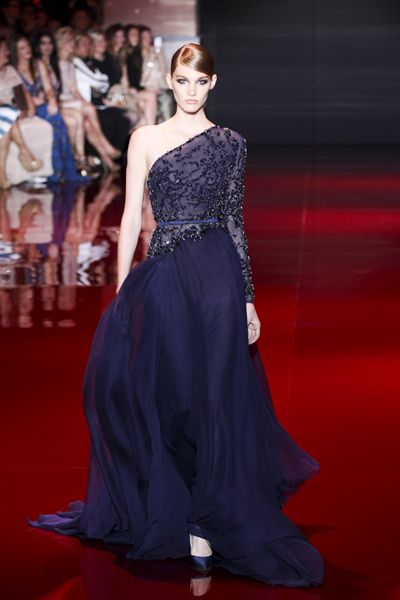 Elie Saab Fall Couture 2013. Gorgeous!
