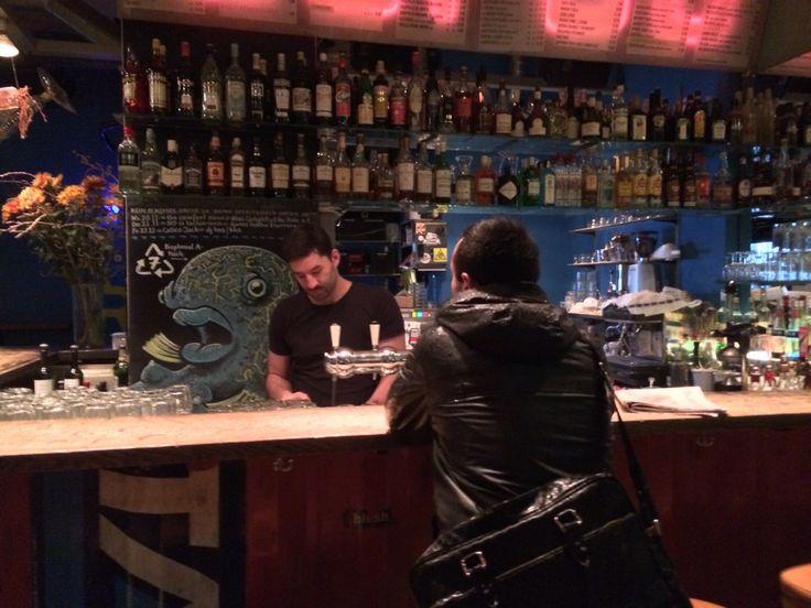 Cargo Bar, Basel