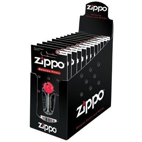 how to change zippo lighter flint