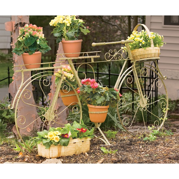 Why Do I Love Bicycle Planters So Much?