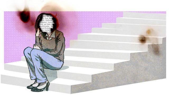 Μια γυναίκα που κατέληξε να μην μπορεί και να μην θέλει να κάνει τίποτα, εξομολογείται την εμπειρία της