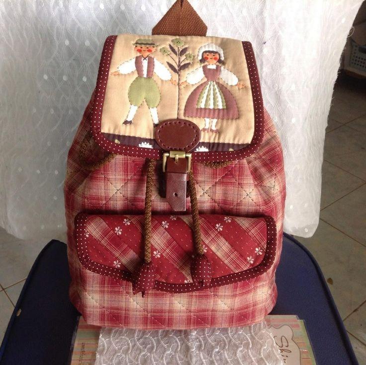 Mochila. Made By Junpeang -